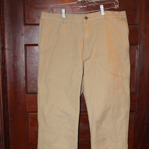 d4bfe95f6b8e4 Patagonia Pants | Mens Iron Forge Canvas Double Knee Pant | Poshmark